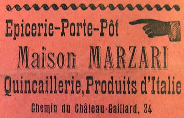 Epicerie Marzari - Croix-Luizet, Villeurbanne