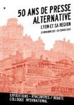 50 ans de presse alternative à Lyon