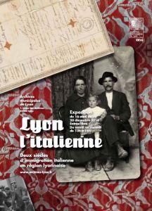 """Livret de l'exposition """"Lyon l'italienne"""""""