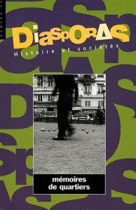 Revue Diasporas