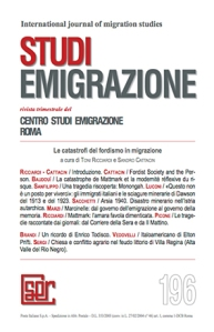Studi emigrazione - CSER